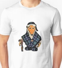 Womble Great Uncle Bulgaria Slim Fit T-Shirt
