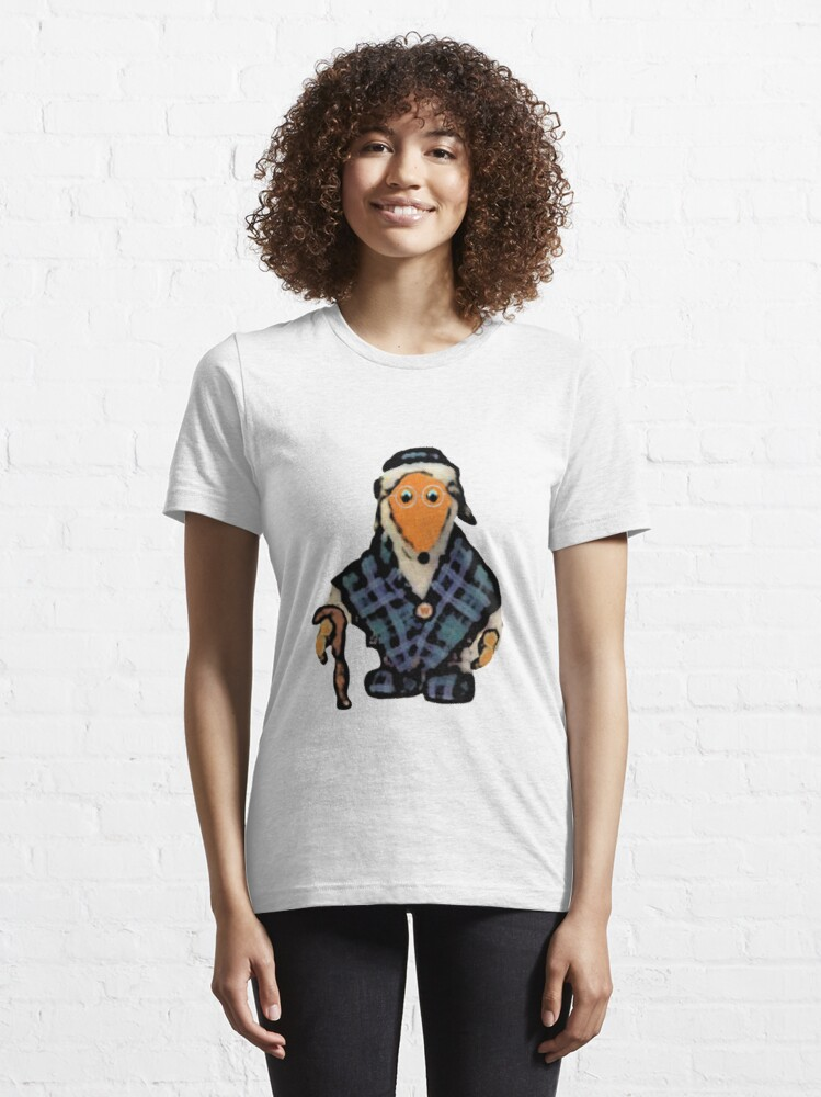 Alternate view of Womble Great Uncle Bulgaria Essential T-Shirt