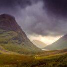 Glencoe Storm by RayDevlin