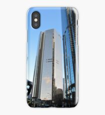 Glass Hi-Rise! (2) reflect the City. Brisbane. Queensland. Aust. iPhone Case/Skin