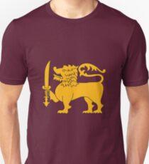 Emblem of Sri Lanka Unisex T-Shirt