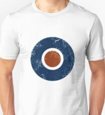 Military Roundels - Royal Air Force - RAF Type C T-Shirt