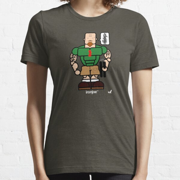 AFR Superheroes #04 - Iron Joe Essential T-Shirt