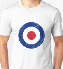 Military Roundels - Royal Air Force - RAF T-Shirt