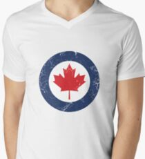 Military Roundels - Royal Canadian Air Force - RCAF T-Shirt