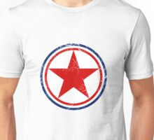 Military Roundels - Korean Peoples Army Airforce Unisex T-Shirt