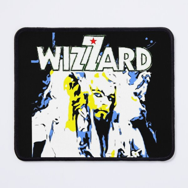 Roy Wood and Wizzard Mouse Pad