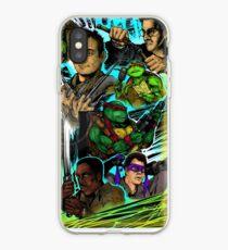 Teenage Mutant Ninja Turtles/Ghostbusters iPhone Case