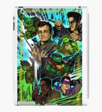 Teenage Mutant Ninja Turtles/Ghostbusters iPad Case/Skin