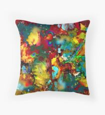 inkwell.00 Throw Pillow