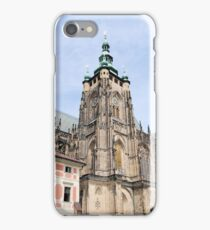 St. Vitus Cathedral iPhone Case/Skin