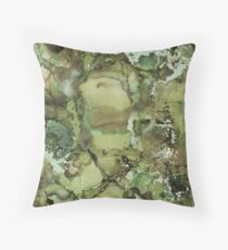 Inkwell.02 Throw Pillow