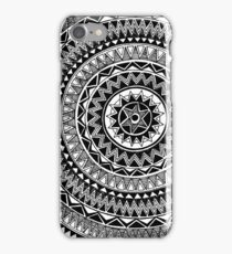 Black and White #2 iPhone Case/Skin