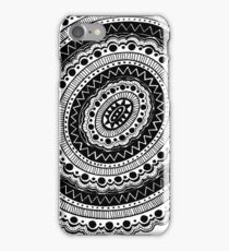Black and White #6 iPhone Case/Skin