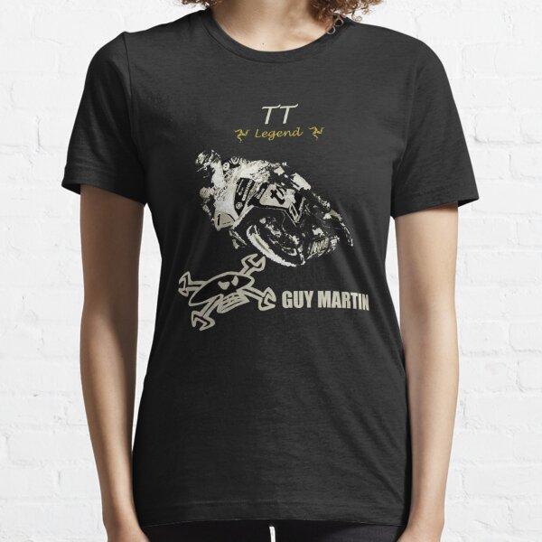 Guy Martin TT Legend Essential T-Shirt