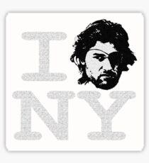 I ESCAPE NY Sticker