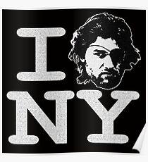 I ESCAPE NY Poster
