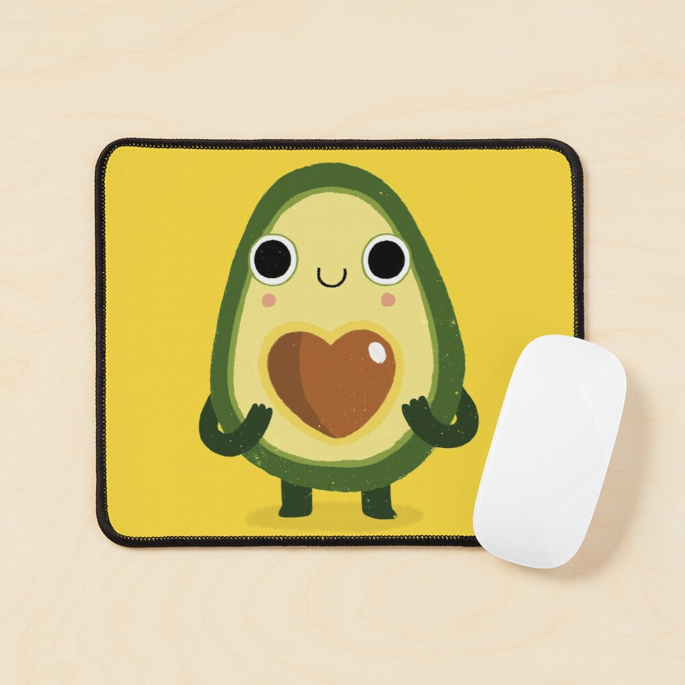 Luvocado Mouse Pad