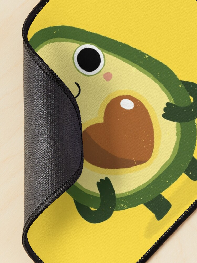 Alternate view of Luvocado Mouse Pad