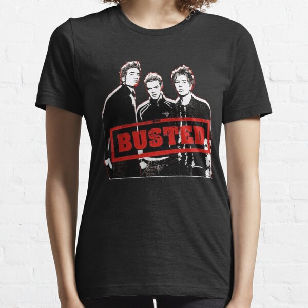 Busted Tour 2016 Essential T-Shirt