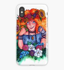 Garden of Penn iPhone Case/Skin