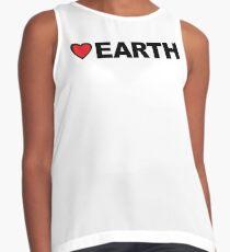 Love Earth Contrast Tank