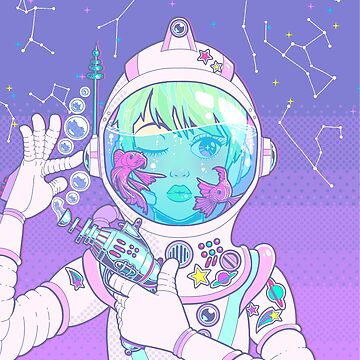 Space Bae by PastelPollution