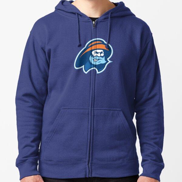 New York Islanders Fisherman Concept Logo Zipped Hoodie