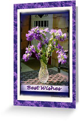 Best Wishes ~ Cottage Bouquet by SummerJade
