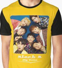 Block b - My Zone - Album Art Graphic T-Shirt