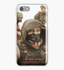 Scavengers of The Scarlet Wastes - Season 2 Poster iPhone Case/Skin