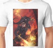 BBC Merlin: The Dragon Rises (cover) Unisex T-Shirt