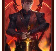 BBC Merlin: The Dragon Rises (Arthur) Sticker