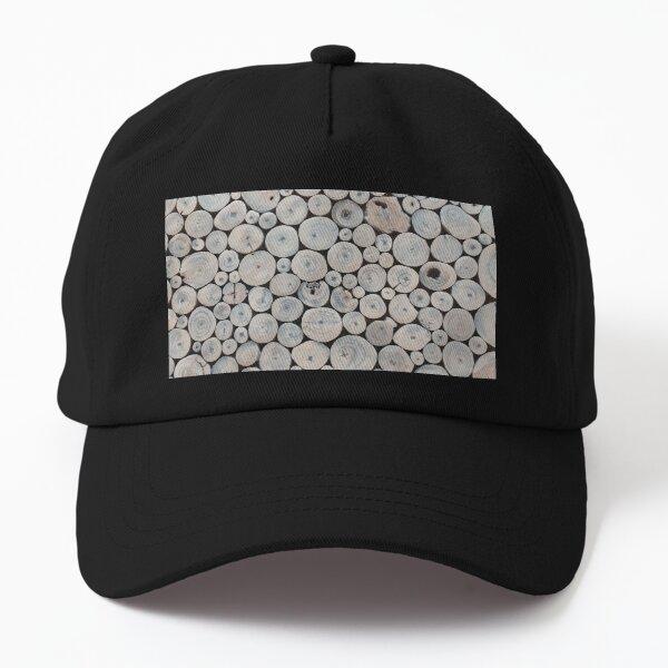 Art Land, Pebbles, Round Pieces, Mosaic Dad Hat