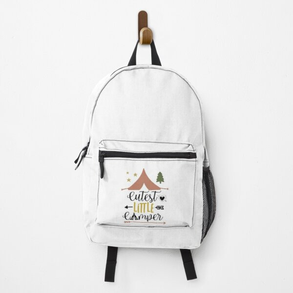 Cutest Little Camper Backpack