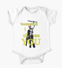 Boomstick I Choose You Kids Clothes