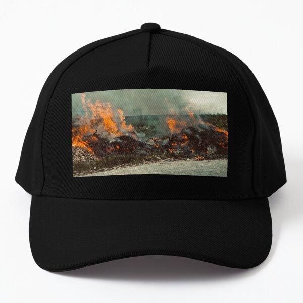 Raging Fire Baseball Cap