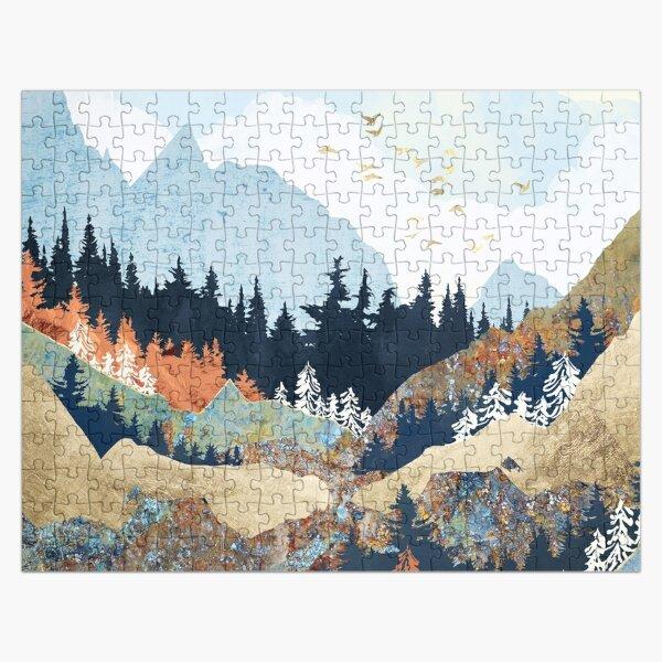 Spring Flight Jigsaw Puzzle