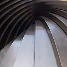 Metallic Spiral by Darren Freak