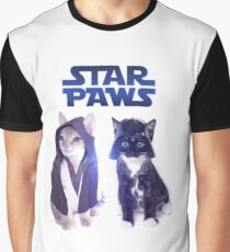 Star Wars Cats Graphic T-Shirt