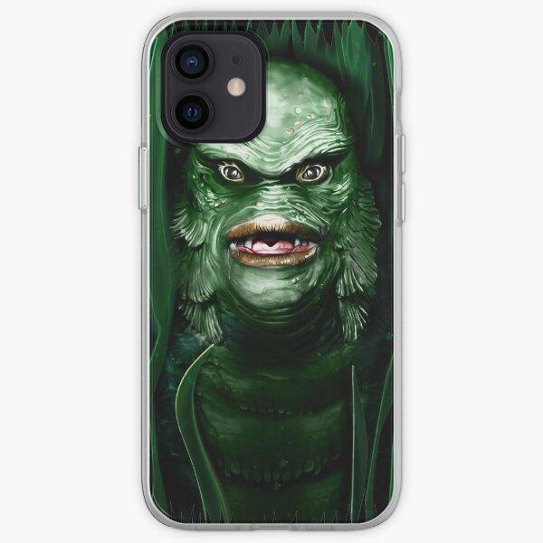 The Creature iPhone Soft Case
