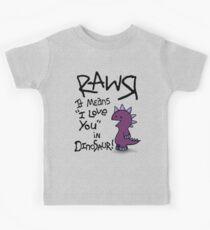 Rawr Kids Tee