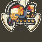Radiocative Fallout Inspired T-Shirt by quark