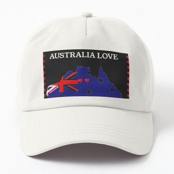 Land Down Under Australia Spotlight Dad Hat