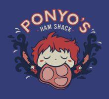 Ponyo's Ham Shack | Unisex T-Shirt