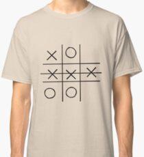 tic-tac-toe competition Classic T-Shirt