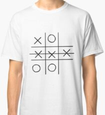 tic-tac-toe competition Classic T-Shirt