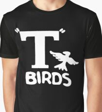 T Birds from Grease Graphic T-Shirt