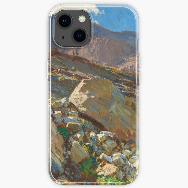 Simplon Pass iPhone Soft Case