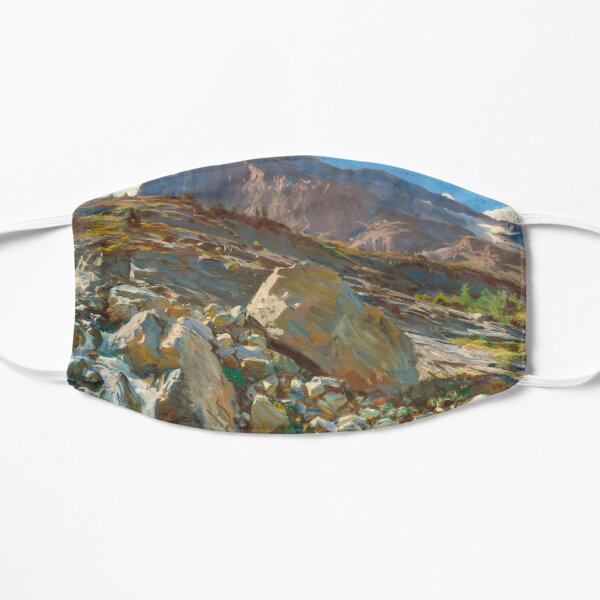 Simplon Pass Flat Mask